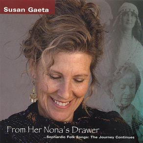 Susan Gaeta From Her Nona's Drawer CD Cover Image