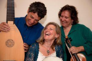 Trio Sefardi (Howard Bass, Susan Gaeta and Tina Chancey)